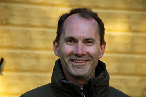 Peter Lundberg, Stockholmspolisen, vann H 50 med 569 p - dmsport09-009